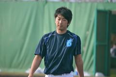 DSC_0402 (mechiko) Tags: 横浜ベイスターズ 130202 横浜denaベイスターズ 三嶋一輝