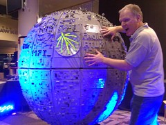 Death Star Build (bs01swert) Tags: lego deathstar danparker tbpgroup