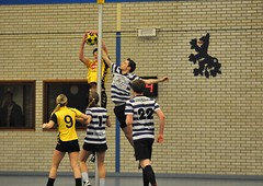 130209_BW_Dalto_A1_067 (RV_61, pics are all rights reserved) Tags: amsterdam a1 korfbal blauwwit dalto robvisser rvpics blauwwithal