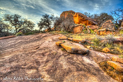 Enchanted Rock - 1.0 (Glenn Stuart ( White Rabbit Photography )) Tags: canon texas hdr enchantedrock fredericksburgtexas canon5dmarkii glennstuart whiterabbitphotography
