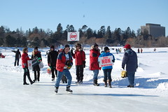 Winterlude Protest - great day!