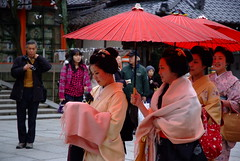 DSCF7193 (Just_MeHere) Tags: kyoto geisha