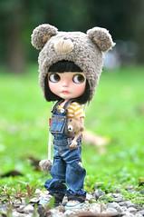 I am a bear....*Onni**