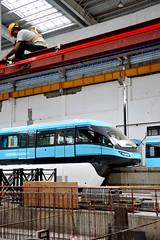 Mumbai Monorail (E R) Tags: india rake monorail mumbai lt trialrun indianworkers mumbaicity mmrda mumbaicityscape mumbaimonorail mumbaiinfrastructure scomiengineering railrake mumbaimonorailsystem