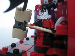 Harley (obbes) Tags: robin lego harley batman quinn joker hideout