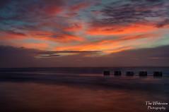 Merewether Baths Sunrise (Emma White ( ... somewhere ... )) Tags: ocean seascape pool sunrise nikon australia baths nsw merewether d90 whiteview