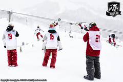 Wild Games 2013 @Swup the park (O_@NdRw$z) Tags: snow freestyle trick nitro grab rider oakley burton snowpark thegarden slopestyle snowborder swup mathacademy