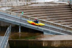 White Water Rafting (diskojez) Tags: white water rafting stockton teesside barrage tees