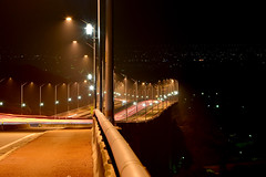 . DSC_3861 (Ming - chun ( very busy )) Tags: road travel light sky lightpainting speed star nikon nightscape nightshot traffic 28mm taiwan trail lighttrails nightscene nikkor     d800   28mmf18      changhua             nikon28mmf18  nikon28mm18  74 f1828mm 74