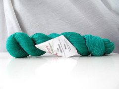 "Wollmeise ""Pure"" 100% Merino Superwash - Minze / Mint (ladydanio) Tags: superwash stash mint merino yarn 100 pure minze wollmeise"