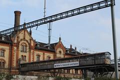Zürich Tiefenbrunnen railway station (Nouhailler) Tags: schweiz switzerland suisse zurich tiefenbrunnen