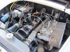 Lotus Elite Super 100 (1961).