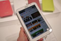 MWC Barcelona 2013 - Samsung Galaxy Note 8.0