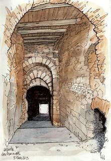 Luzech, la porte des Mariniers