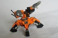 sabulto load out 3 (milt69466) Tags: mecha mech moc microscale mechaton mfz mf0 mobileframezero orangeguild