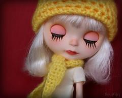 Alba's eyelids :)