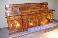 London March 2012 (dvdbramhall) Tags: london museum chest va kensington preraphaelite southkensington victoriaalbertmuseum prb