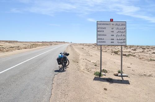 More kilometers