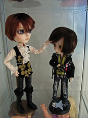 Taeyang Gackt Mizrable and Isul MAO (Plastic Children) Tags: doll mao pullip gackt isul taeyang mizrable