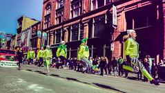 Sain Patrick's Day Dance (Neerod [ www.shahnewazkarim.com ]) Tags: street irish toronto green saint fun dance jump day patrick parade 2013