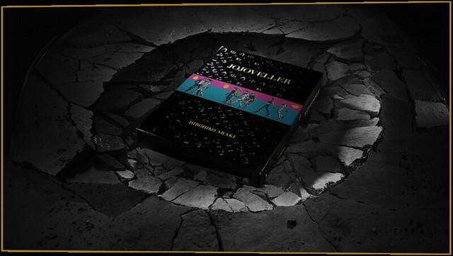 JOJO迷必見!終極的JOJO冒險野郎畫集『JOJOVELLER』完全限定版開放預購!