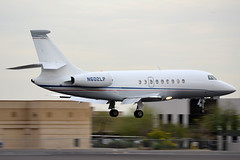 N602LP (Pilot_Justin_Lawrence) Tags: 2000 landing falcon scottsdale leslies dassault sdl ksdl f2th n602lp poolmart