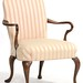 92. Queen Anne Style Lolling Chair