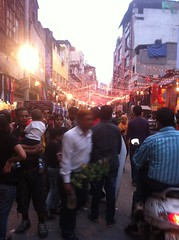 India // Rajasthan 2012-11-12 (kiraton) Tags: india delhi urlaub indien 2012 reise ende autofahrt heimreise happydiwali strase