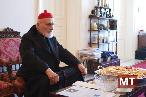 His Beatitude Cardinal Nasrallah Boutros Sfeir
