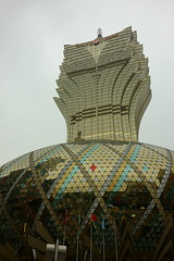 Grand Lisboa (peaceful-jp-scenery) Tags: sony cybershot casino explore macau   aomen  grandlisboa    dscrx100