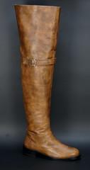 Runnerbull_mod_History_Pirate_brown (runnerbull) Tags: man men leather boots style uomo pirate buckle pirata madeinitaly nappa stivali cinghietta runnerbull