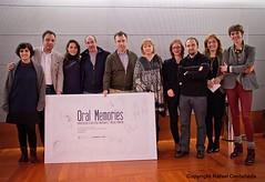 Presentación Oral Memories en el MECD (Fuente. MECD y Rafael Castañeeda.)