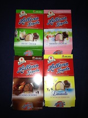 Original Halloren Kugeln (Like_the_Grand_Canyon) Tags: irish candy sweet cream filled limoncello joghurt kugeln schoko erdbeer gefllt schokoladen ssigkeit