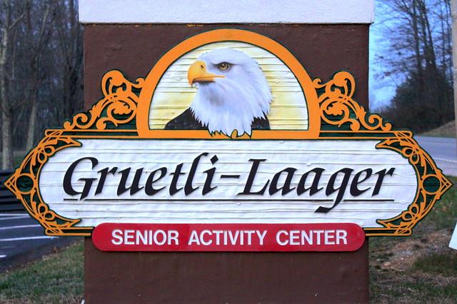 Gruetli-Laager sign