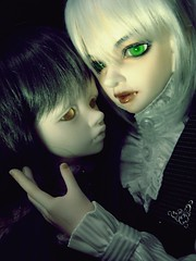 together (Bad-Kitten) Tags: doll bjd dim galahad bellosse