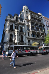 Montevideo downtown 2 (renata_souza_e_souza) Tags: life trip travel vacation people bus southamerica uruguay holidays daily rest montevideo builing