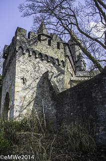 Burgmauer Braunfels