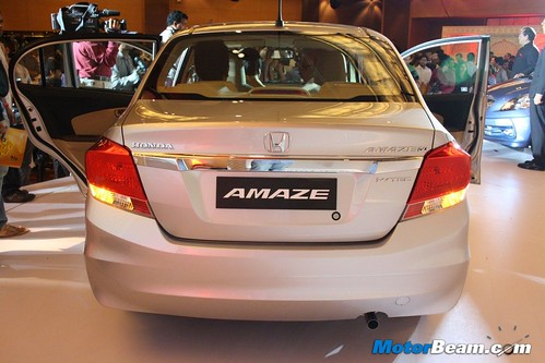 2013 Honda Amaze Launch 09 Price List