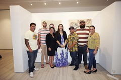 (Fresh Gallery Otara) Tags: opening otara southauckland pacificart freshgalleryotara vineshkumaran