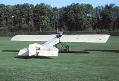Deperdussin Monoplane (Pentakrom) Tags: old aircraft aviation collection 1983 warden shuttleworth monoplane deperdussin gaahn