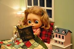 Era uma vez... (MUSSE2009) Tags: toys doll mohair blair blythe custom