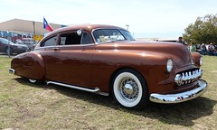 1949 chevrolet fleetline (bballchico) Tags: chevrolet austintexas carshow 1949 fleetline kustom lonestarroundup kustomkings buckheath lonestarroundup2013