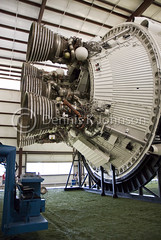 Saturn V moon rocket, Johnson Space Center, Houston (dkjphoto) Tags: travel usa moon tourism america texas tour unitedstates control mercury space flight johnson houston astronaut science tourist historic mission northamerica rocket saturn exploration apollo gemini frontier lbj wwwdenniskjohnsoncom denniskjohnson