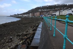 112/365 rainy day at the sea-side (werewegian) Tags: beach river clyde rocky resort promenade castiron railing gourock day112 year13 apr13 tailofthebank werewegian day112365 3652013 365the2013edition 22apr13