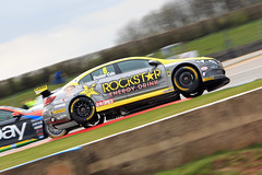 Takeoff. - Explored #224 (Hipwell Photography) Tags: vw btcc rockstarenergydrink doningtonpark