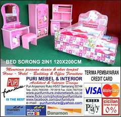 BED SORONG 2IN1 120X200 HELLO KITTY 05 (PURI KEA PANEL FURNITURE) Tags: 2 baby table video panel desk furniture hellokitty interior dressing study locker semarang kea audio rak puri pintu tolet serba guna dapur kitchenset lemari ben10 mebel mejabelajar mejakomputer lemaripakaian mejarias mejatamu lemarianak lemarisepatu lemarihias purifurniture companel mejasofa mejatulis lemariraktv lemaripakaian3pintu starpanel