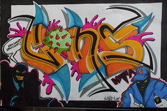 CONS 3d 2012 bb (consept1) Tags: cons blackbooks nygraffiti