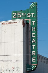The 25th Street Theatre (dangr.dave) Tags: waco tx texas downtown historic architecture mclennancounty 25thstreettheatre 25thstreettheater