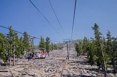 Woo! (Allison Mickel) Tags: nikon d7000 adobe lightroom edited nevada lake tahoe heavenly mountain california chairlift women happy tamarack