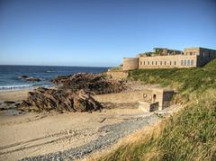 Fort Corblets, Alderney (neilalderney123) Tags: beach fort olympus alderney fortcorblets corblets 2016neilhoward